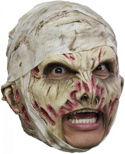 Generique - Masque momie adulte Halloween