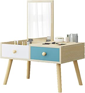 Tocadores Maquillaje Table Bay Escaparatismo Simple Tabla Dormitorio Apartamento pequeño travesaño de la Ventana Mini Tatami