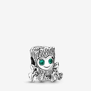 PANDORA Sweet Tree Monster 925 Sterling Silver Charm - 798260NRG
