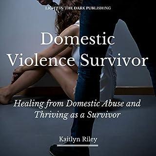 Domestic Violence Survivor audiobook cover art