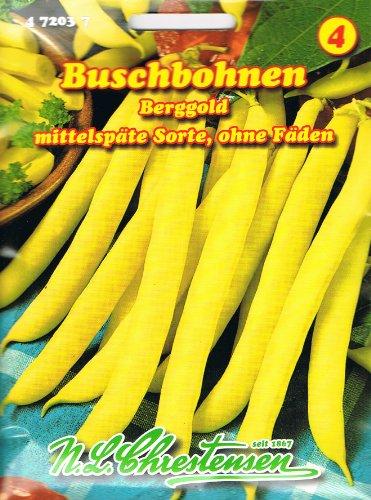 Buschbohne Berggold (Portion)