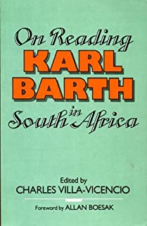 On reading Karl Barth in South Africa