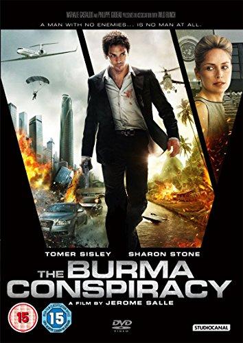 The Burma Conspiracy [DVD] [2017]