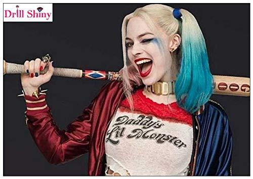 Puzzle 1000 Piezas Harley Quinn Harley Quinn Interacción Entre Padres e Hijos Puzzle Educational Game Juguete para aliviar estrés Juego 50x70cm (Sin Marco)