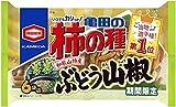 亀田製菓 亀田の柿の種 ぶどう山椒6袋詰 182g×6袋