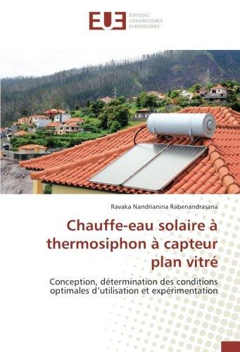 Chauffe-eau solaire A thermosiphon A capteur plan...