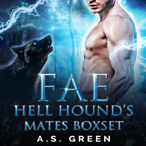 Fae Hell Hounds Mates Boxset  By  cover art