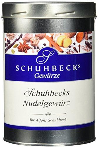Schuhbeck Nudelgewürz, 1er Pack (1 x 500 g)