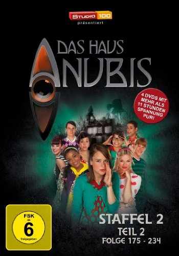 Staffel 2.2, Episoden 175-234 (4 DVDs)