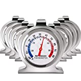 Refrigerator Freezer Thermometer Classic Series Large Dial Thermometer Temperature Thermometer for Refrigerator Freezer Fridge Cooler (9)