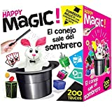 HANKY PANKY- Happy Sombrero mágico 200 Trucos (XHK-2904)