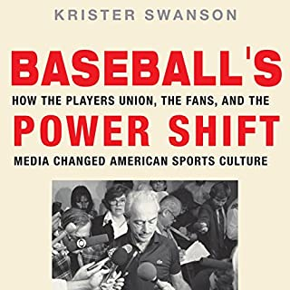 Baseball's Power Shift cover art