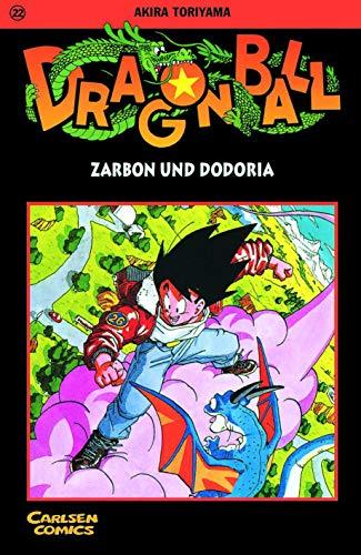 Dragon Ball, Bd.22, Zarbon und Dodoria