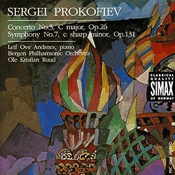 Prokofjev: Piano Concerto No.3; Symphony No.7