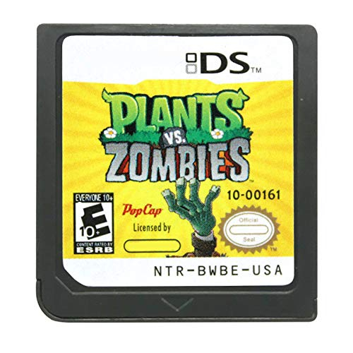 Plants vs. Zombies USA for Nintendo DS/DSi / 3DS XL(PGSN)
