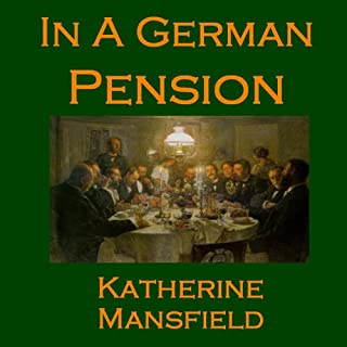 In a German Pension cover art