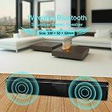 DishyKooker - Sistema de Altavoces inalámbricos Blue-Tooth para Cine en casa (subwoofer, Productos electrónicos para Regalos)