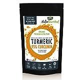 Turmeric Curcumin Powder Supplement with Black Pepper...