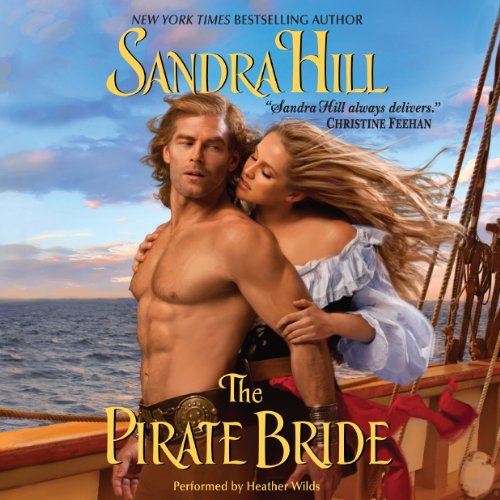 The Pirate Bride audiobook cover art