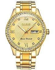 【6/21まで】 OLEVS 腕時計 お買い得セール