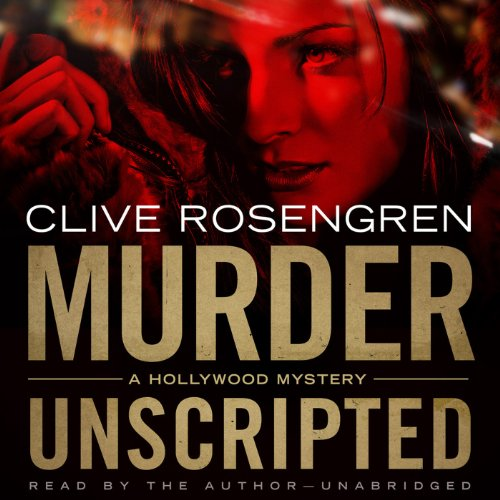 Murder Unscripted audiobook cover art