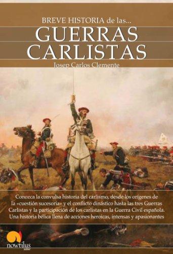 Breve historia de las guerras carlistas eBook: Clemente, Josep Carles: Amazon.es: Tienda Kindle