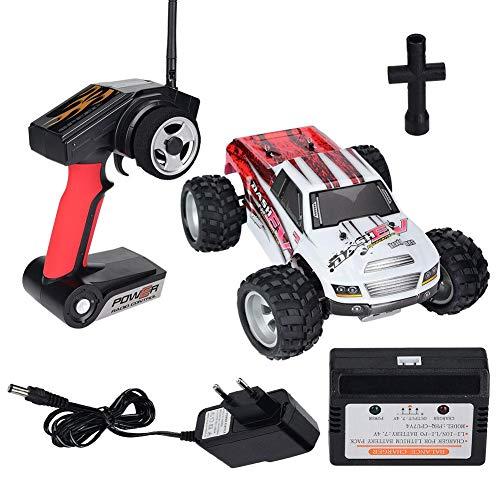 1:18 Ferngesteuertes Auto 4WD 2.4GHz 70 km/h Hohe Geschwindigkeit RC Rennauto Fernbedienungsauto Ferngesteuerte LKWs Fahrzeug Autospielzeug für Kinder & Erwachsene