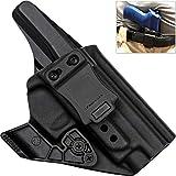Skydas Gear Kydex Holster Sig P226 IWB Claw RMR Suppressor Sights Concealment Right Hand