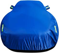Car cover Compatible With Land Rover Discovery Sport All Weather Protection Auto Protector Waterproof Full Exterior Covers UV Protection Automobiles Car Outdoor Shelters Sunscreen Heat Protection Blue