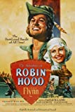 The Adventures of Robin Hood Movie Poster (27,94 x 43,18