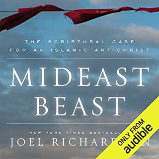 Mideast Beast audiobook cover art