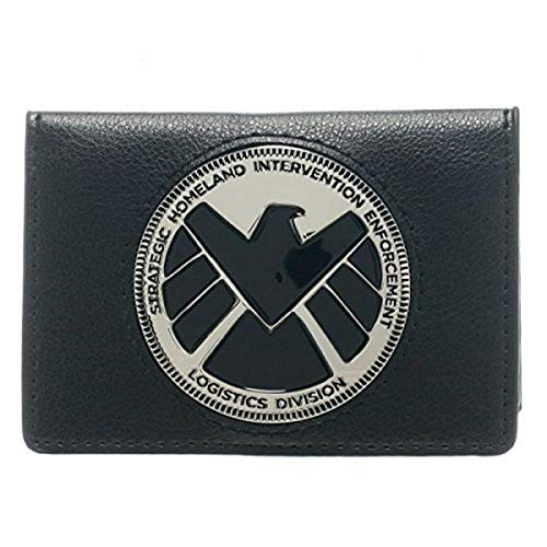 Bioworld Marvel Agents of S.H.I.E.L.D. Phil Coulson Badge Wallet