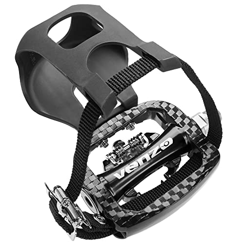 Venzo Fitness Cycling Pedals