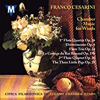 Concert Band: Franco Cesarini - Chamber Music for Winds