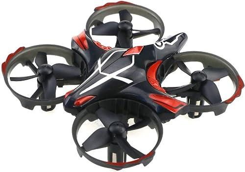 AXJJ Mini Drohne RC Quadcopter Drohne mit H nlage halten Headless-Modus 3D-Flips 3 Geschwindigkeiten Hubschrauber Drohne mit 2,4 GHz 4 Kanal tragbaren Mini Taschen Drohnen für Kinder und Anf er