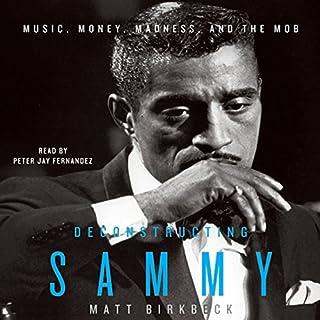 Deconstructing Sammy audiobook cover art