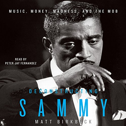 Deconstructing Sammy audiobook cover art