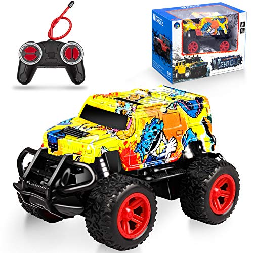 NARRIO RC Car Toys for 3 4 5 6 Year Old...