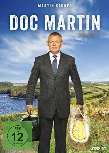 Doc Martin - Staffel 5 (2 DVDs)