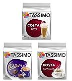 Tassimo Favourite Variety T-Discs Bundles