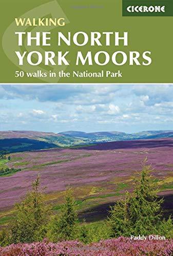 The North York Moors: 50 walks in the National Park (British Walking)