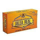 Jalea Real con Ginseng Rojo | Vitamina C | Vitaminas B6 y B12 | Aporta Energía y Vitalidad | Aporta Energía y Vitalidad | Refuerza tus defensas (20 AMPOLLAS)
