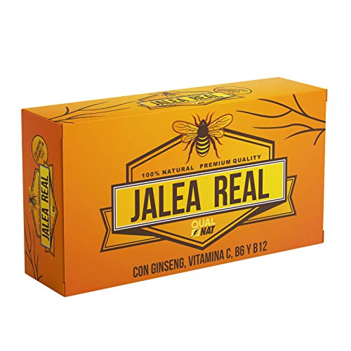 Jalea Real con Ginseng...