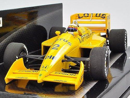 Team Lotus Honda 100T  Satoru Nakajima