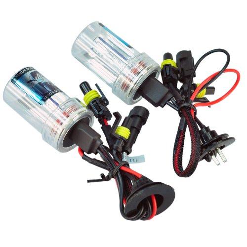 HOTSYSTEM H11 8000K HID Xenon Replacement Light Bulbs - 1 Pair