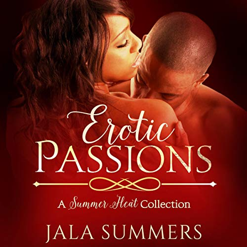 Erotic Passions audiobook cover art