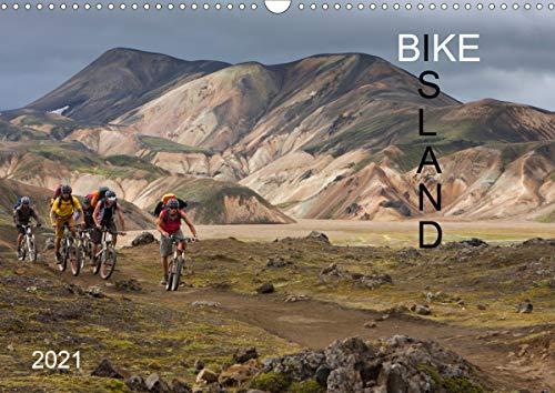 BIKE ISLAND (Wandkalender 2021 DIN A3 quer)