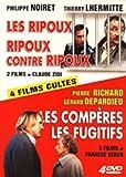 Les Ripoux / Ripoux contre Ripoux / Les Fugitifs / Les Comperes - Coffret 4DVD...