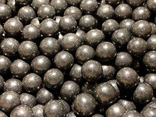 Hard'n Heavy Clay Balls (250 Stück, 11 mm, gehärtet) Schleudermunition für Profis von Pocket-Shot.de