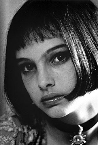 A Portrait Of Natalie Portman with A Bob Haircut Photo Print (24 x 30)